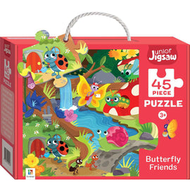 Junior Jigsaw 45 Piece Puzzle: Butterfly Friends