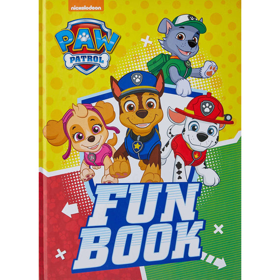 Paw Patrol: Fun Book