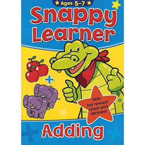 Snappy Learner Set  (4 Book pack) -Ages 5 to 7