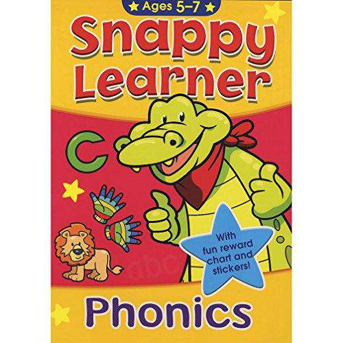 Snappy Learner: Phonics (Ages 5 to 7)