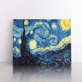 Paint By Numbers- 50x70cm  Starry Night