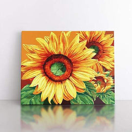 PaintbyNumber-40x50cm  Sunflower Delight