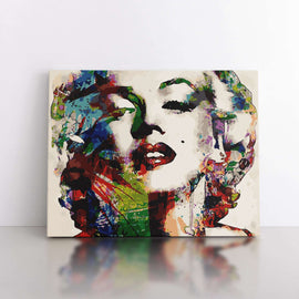 Paint By Numbers Duo Set - Iconic Ladies 60x80cm