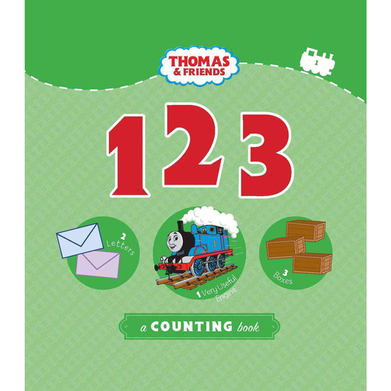 Thomas & Friends: 123 - A Counting Book