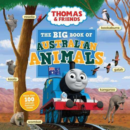 Thomas & Friends: The Big Book of Australian Animals