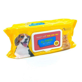 All Purpose Pet Wipes