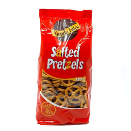 Pretzel Salted 250g Bag