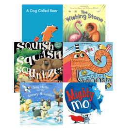 The Ultimate Animal Book Bundle (6 Books)