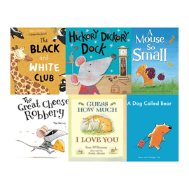 Cheeky Animal Book Bundle (6 Books)