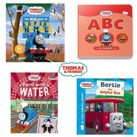 Thomas and Friends Set Book Pack (4 books)