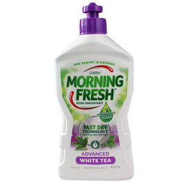 Morning Fresh 400Ml Dishwashing Liquid Advanced White Tea