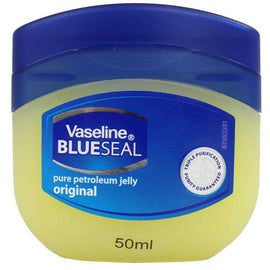 Vaseline 50Ml Pure Petroleum Jelly Original