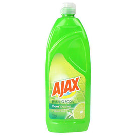 Ajax 750Ml Floor Cleaner Baking Soda