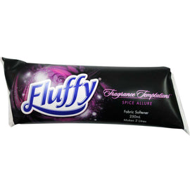 Fluffy 250Ml Fabric Softener Spice Allure