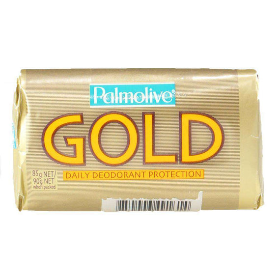 Palmolive Pk4 X 90G Soap Bars Gold