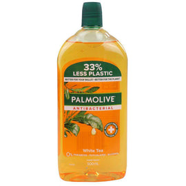 Palmolive 500Ml Naturals Handwash Refill Anti Bacterial Kills Germs
