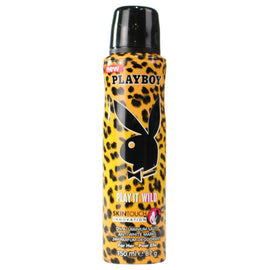 Playboy 150Ml Deoderant Body Spray For Her Play It Wild 24Hr