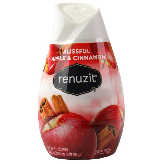 Renuzit 198G Gel Air Freshener Apple & Cinnamon