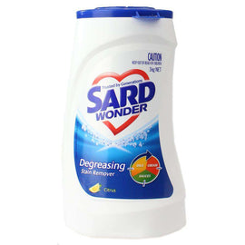 Sard 1Kg Degreasing Stain Remover Powder Citrus