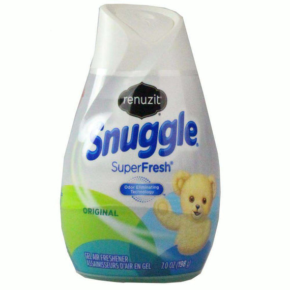 Renuzit 198G Gel Air Freshener Snuggle Super Fresh Original