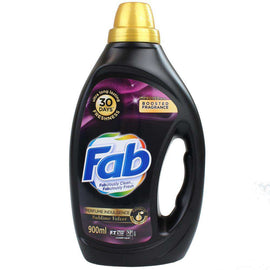 Fab 900Ml Laundry Liquid Sublime Velvet Front & Top Loader