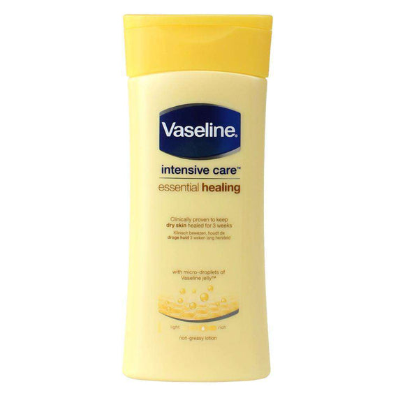 Vaseline 200Ml Intensive Care Body Lotion Essential Healing