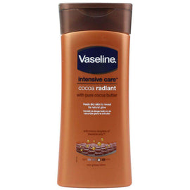 Vaseline 200Ml Intensive Care Body Lotion Cocoa Radiant With Pure Cocoa Butter