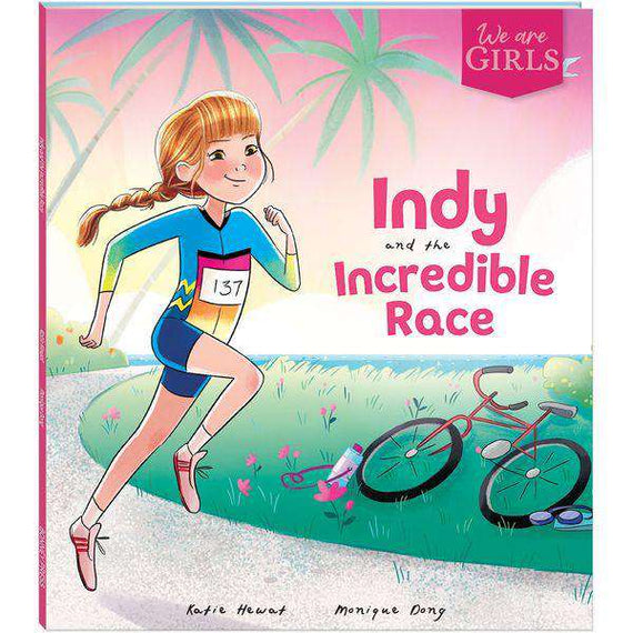 We Are Girls: Indy and the Incredible Race