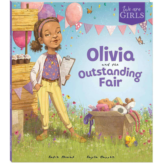 We Are Girls: Olivia and the Outstanding Fair