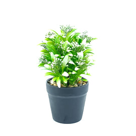 Artificial Plant- White Style 33 15cm
