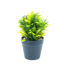 Artificial Plant- Green Style 6 15cm