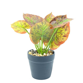 Artificial Plant- Red Style 26 15cm