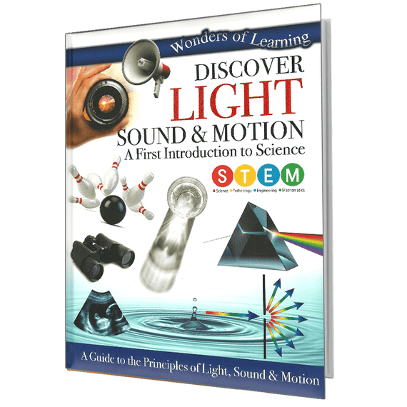 Wonders of Learning: Discover Light, Sound & Motion