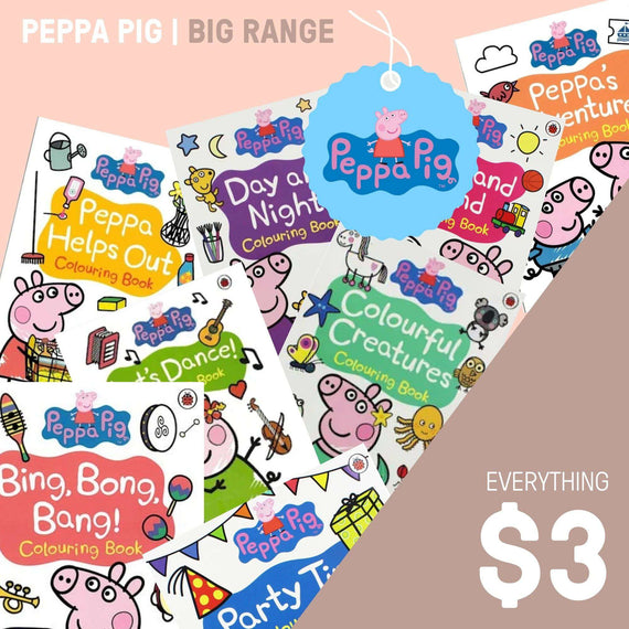 PEPPA PIG | BIG RANGE