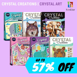 CRYSTAL CREATIONS | CRYSTAL ART