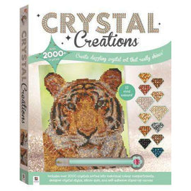 Crystal Creations - Wild Tiger LARGE