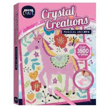 Crystal Creations - Magical Unicorn