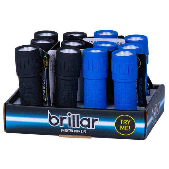 Brillar COB LED Durable Pocket Torch