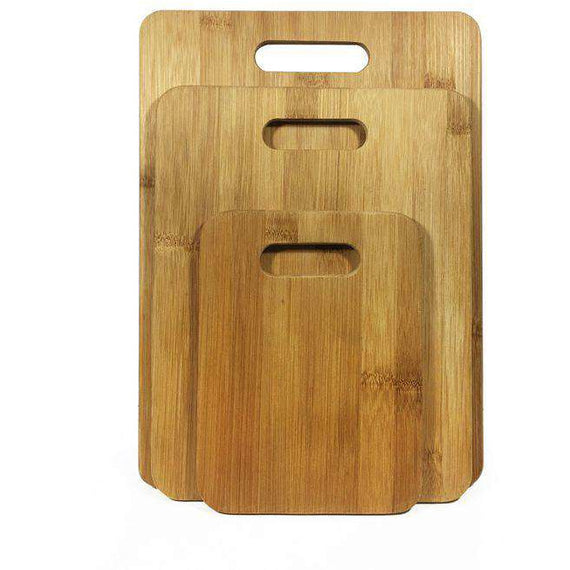 Bamboo Chopping Boards 3PCS