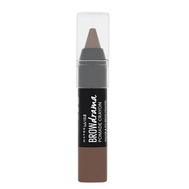 Maybelline 1.1g Brow Drama Pomade Crayon Dark Brown (Carded)