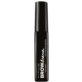 Maybelline 7.6Ml Brow Drama Sculpting Brow Mascara Dark Brown (Non Carded)