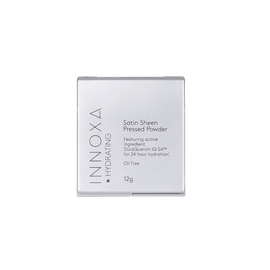Innoxa 12G Hydrating Satin Sheen Pressed Powder Natural