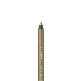 Rimmel London 1.3G Scandaleyes Brow & Liner 002 Hypnotic Gold (Non Carded)