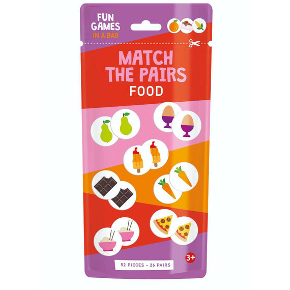 Match the Pairs- Food
