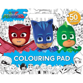 Activity Pads PJMasks