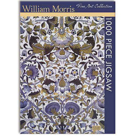 Jigsaw Puzzle 1000 Piece William Morris -  Fine Art Collection