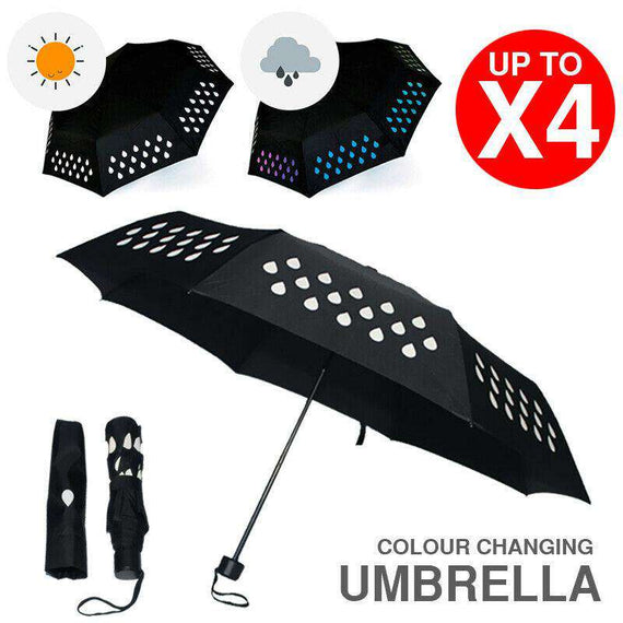 Colour changing umbrella | Brighten up for rainy day