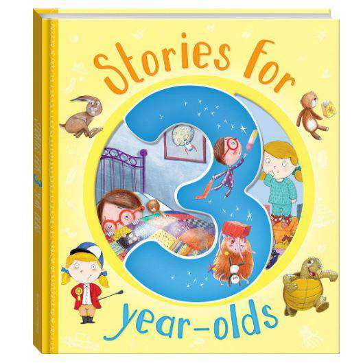 Stories for 3 year old's Hinklers