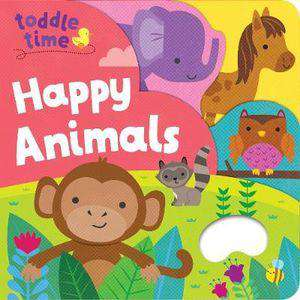 Toddle Time Little Grabbers Happy Animals