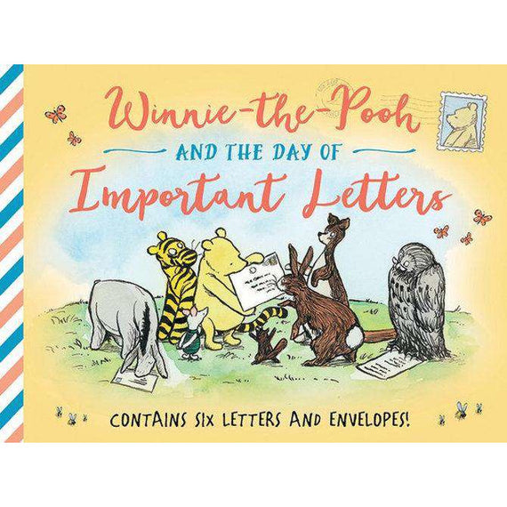 Winnie-the-Pooh and the Day of Important Letters